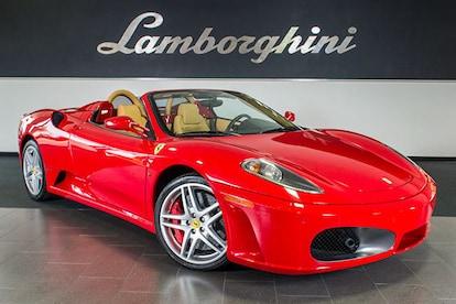 Used 2007 Ferrari F430 For Sale Richardson Tx Stock L0547 Vin Zffew59a470151545