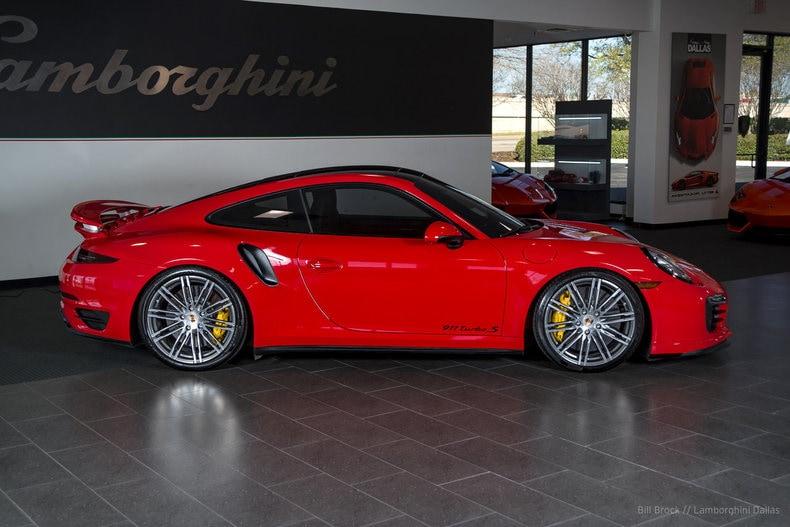 used 2014 porsche 911 turbo s for sale richardson tx stock l0926 vin wp0ad2a91es166203. Black Bedroom Furniture Sets. Home Design Ideas