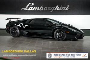 2010 Lamborghini Murcielago SV LP670