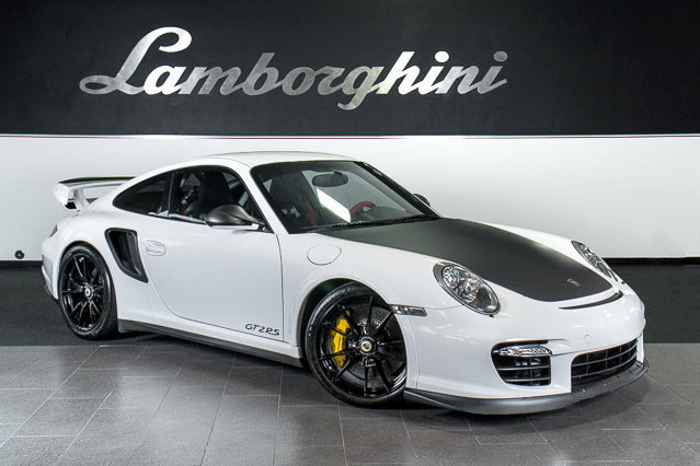 2011 porsche gt2 rs for sale