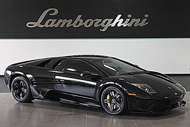 Pre Owned 2008 Lamborghini Murcielago LP640 Coupe Dallas TX