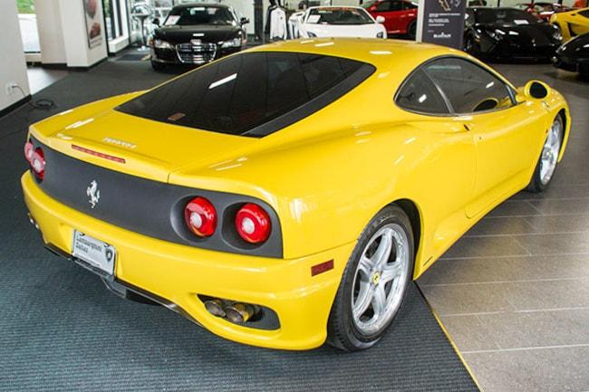 Used 2000 Ferrari 360 For Sale Richardsontx Stock Lt0507 Vin