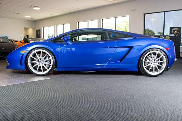 ... Pre Owned 2006 Lamborghini Gallardo Coupe Dallas TX ...