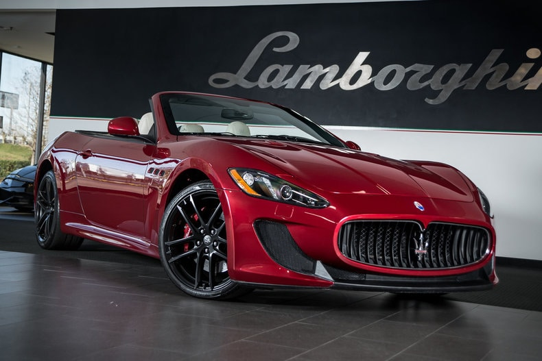 used 2013 maserati gran turismo mc for sale richardson tx stock lt0863 vin zam45vma8d0071421. Black Bedroom Furniture Sets. Home Design Ideas