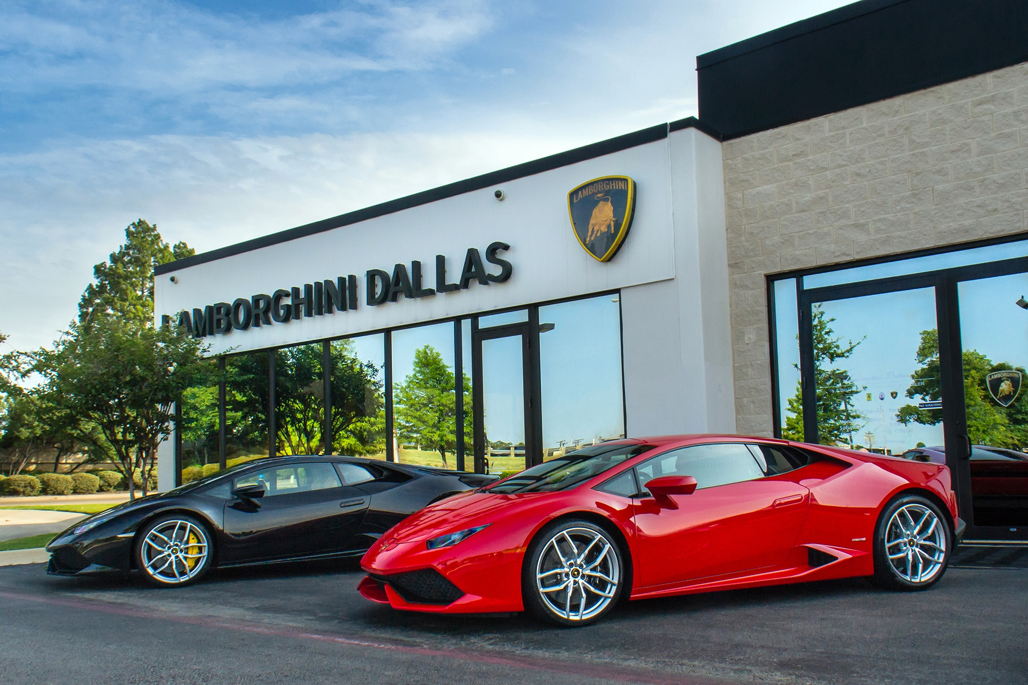 Permalink to Lamborghini Dealership Texas