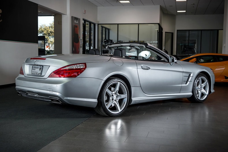 Facebook Cars For Sale Dallas Tx: Used 2013 Mercedes-Benz SL 550 For Sale Richardson,TX