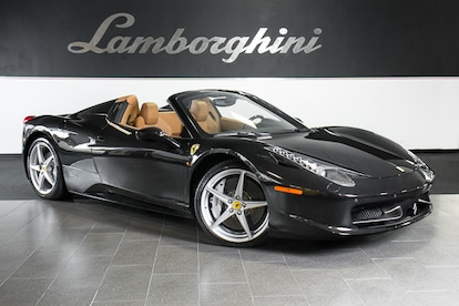 Ferrari 458 Italia For Sale >> Used 2012 Ferrari 458 Italia For Sale Richardson Tx Stock L0591 Vin Zff68nhaxc0188822
