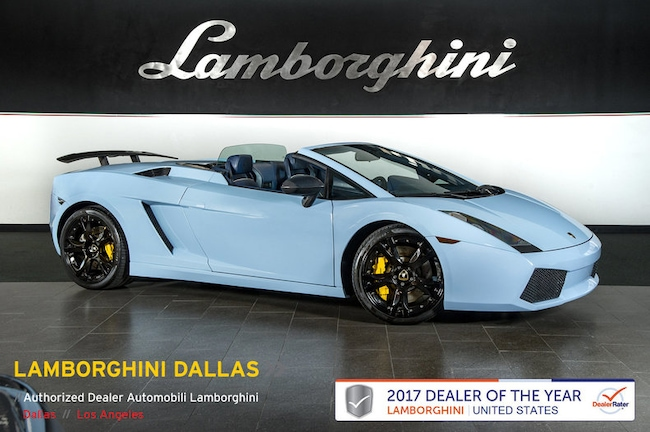 Pre-Owned 2006 Lamborghini Gallardo Spyder Dallas TX