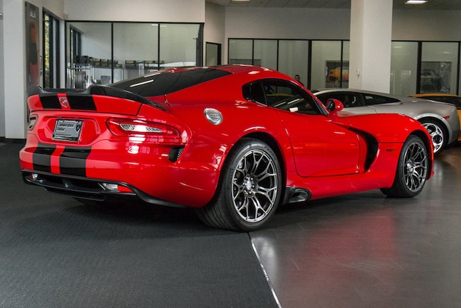 Dodge Vipers For Sale >> Used 2013 Dodge Viper For Sale Richardson Tx Stock Lt0719 Vin