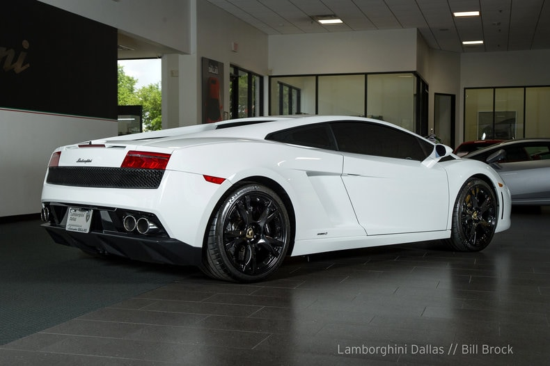 ... Pre Owned 2009 Lamborghini Gallardo LP560 4 Coupe Dallas TX ...