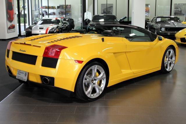 Used 2007 Lamborghini Gallardo For Sale Richardson Tx