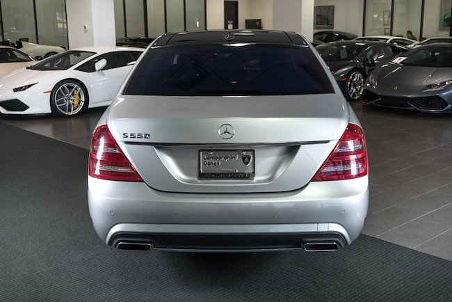 Used 2012 mercedes benz s550 for sale richardson tx for Mercedes benz s550 sale