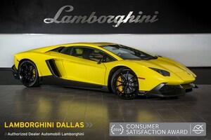 2014 Lamborghini Aventador LP720-4 Anniversary