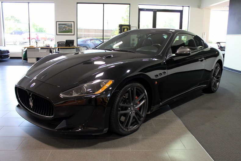 used 2012 maserati grand turismo mc stradale for sale richardson tx stock l0795 vin. Black Bedroom Furniture Sets. Home Design Ideas