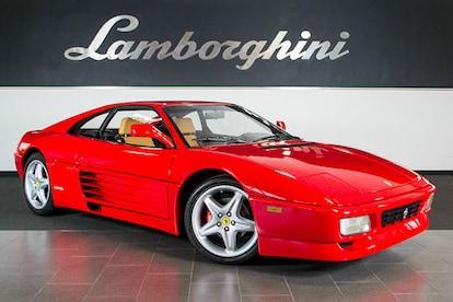 Used 1989 Ferrari 348 For Sale Richardson Tx Stock Lt0485 Vin Zfffa36axk0082610