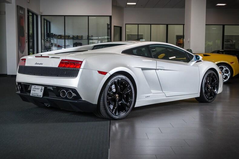 ... Pre Owned 2009 Lamborghini Gallardo LP 560 4 Coupe Dallas TX ...