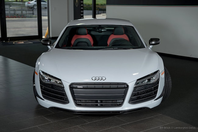 used 2015 audi r8 for sale richardson tx stock l0882. Black Bedroom Furniture Sets. Home Design Ideas