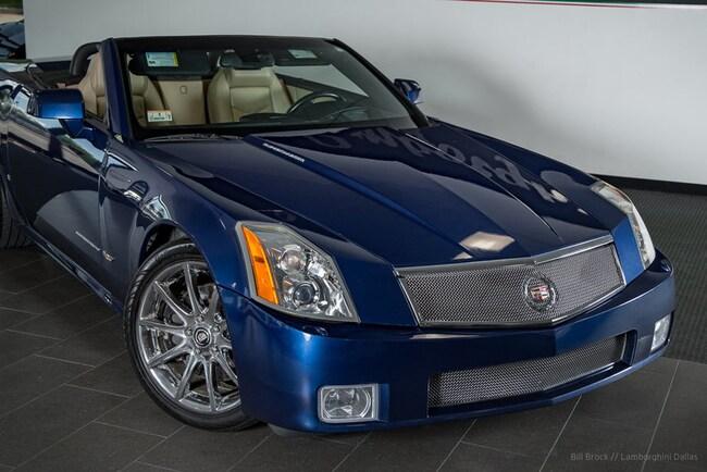 Used 2007 Cadillac XLR-V For Sale Richardson,TX   Stock ...