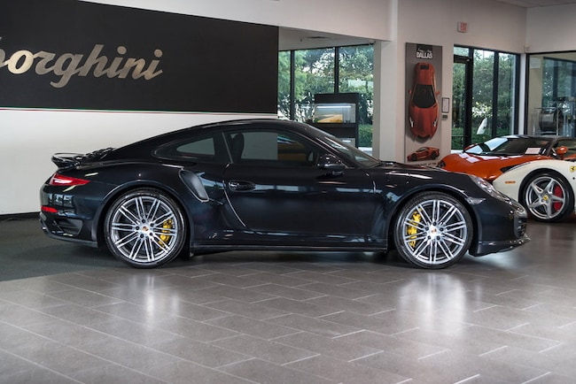 Used Cars For Sale In Dallas Tx >> Used 2015 Porsche 911 Turbo S For Sale Richardson,TX ...