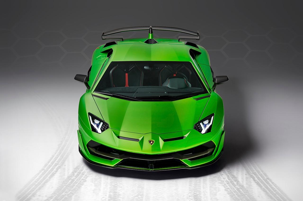 Lamborghini Aventador Svj Near Los Angeles Ca Calabasas