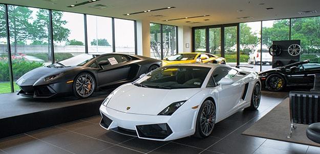 Certified Pre Owned Lamborghini Lamborghini Dallas