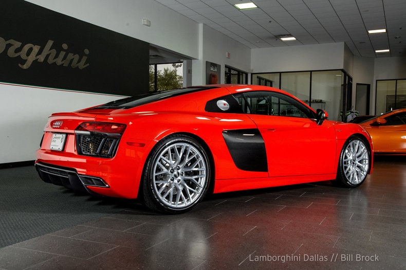 ... Pre Owned 2017 Audi R8 Coupe Dallas TX ...