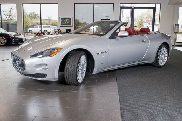 used 2011 maserati grand turismo for sale richardson tx stock lt0617 vin zam45kma3b0054828. Black Bedroom Furniture Sets. Home Design Ideas