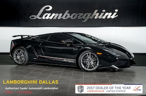 2011 Lamborghini Gallardo Superleggera
