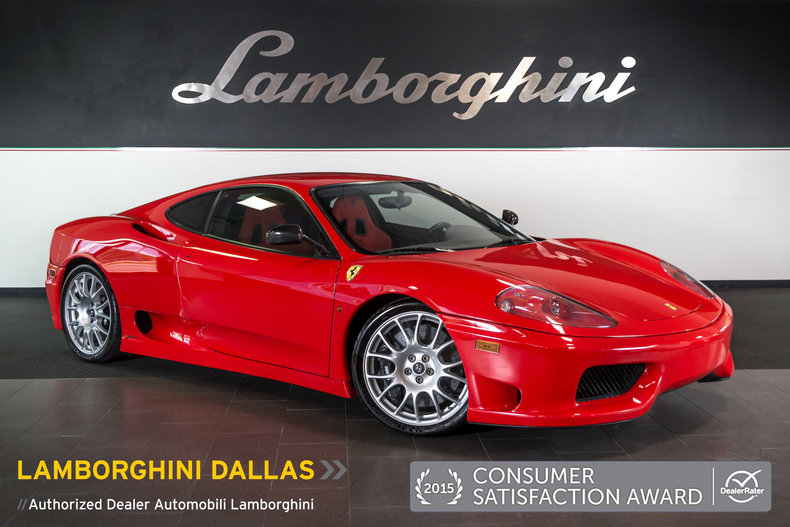 Used 2004 Ferrari 360 Challenge Stradale For Sale Richardson Tx Stock L0784 Vin Zffdu57a240134226