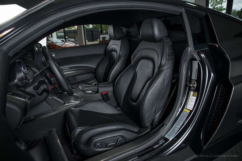 ... Pre Owned 2012 Audi R8 5.2 V 10 Supercharged Coupe Dallas TX ...