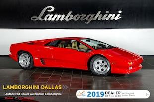 1991 Lamborghini Diablo Coupe