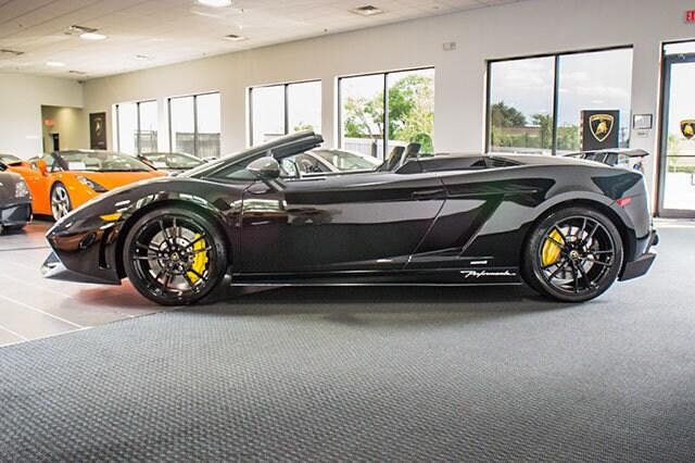 ... Pre Owned 2012 Lamborghini Gallardo LP 570 4 Spyder Dallas TX ...