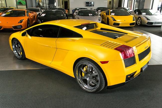 Used 2005 Lamborghini Gallardo For Sale Richardson Tx Stock