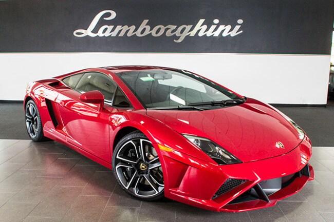 New 2014 Lamborghini Gallardo For Sale Richardson, TX | Lamborghini ...