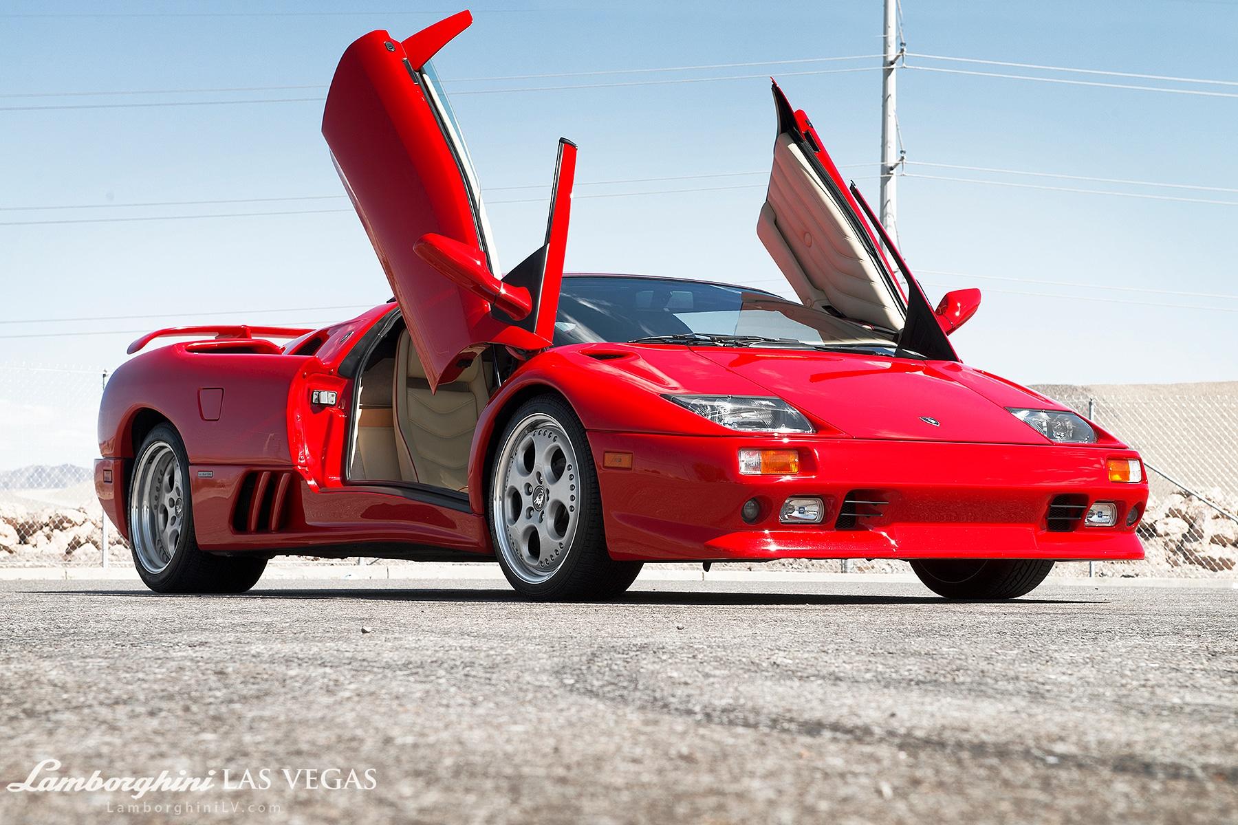 used 1999 lamborghini diablo for sale henderson nv rh lamborghinilasvegas com Diablo 1996 Lamborghini Diablo 2012