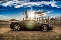 2011 Ferrari 458 Italia Base Coupe