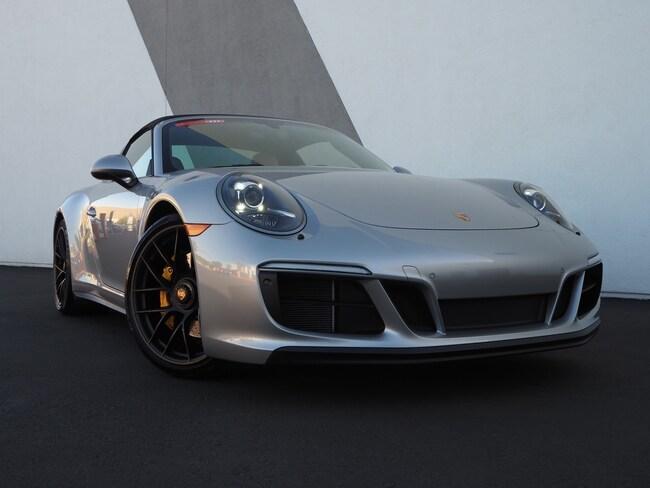 2018 Porsche 911 Targa 4 GTS Coupe