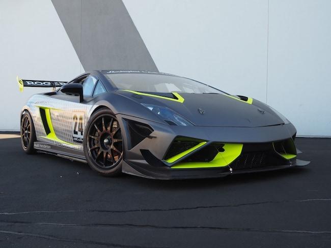 2013 Lamborghini Gallardo LP570-4 Super Trofeo Coupe