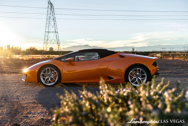 New 2019 Lamborghini Huracan Rwd For Sale At Lamborghini Las Vegas