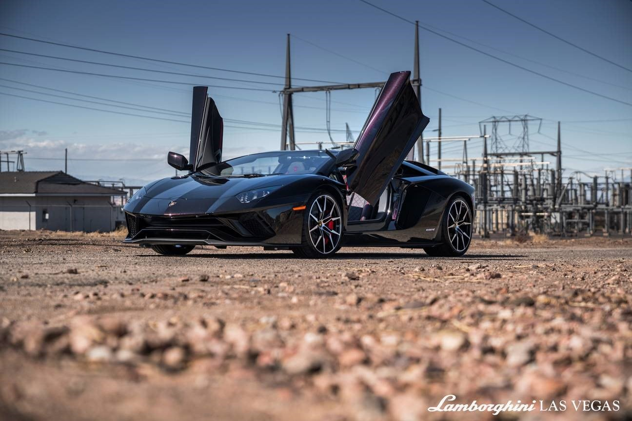 Used 2018 Lamborghini Aventador S For Sale at Lamborghini