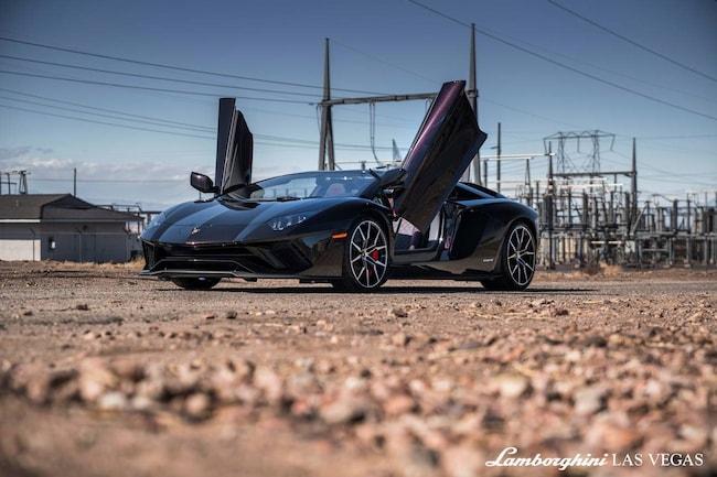 Used 2018 Lamborghini Aventador S For Sale At Lamborghini Las Vegas