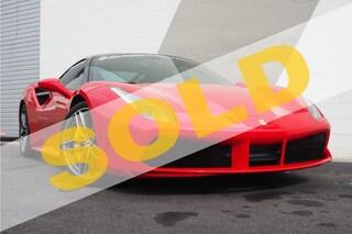 2018 Ferrari 488 GTB Base Coupe