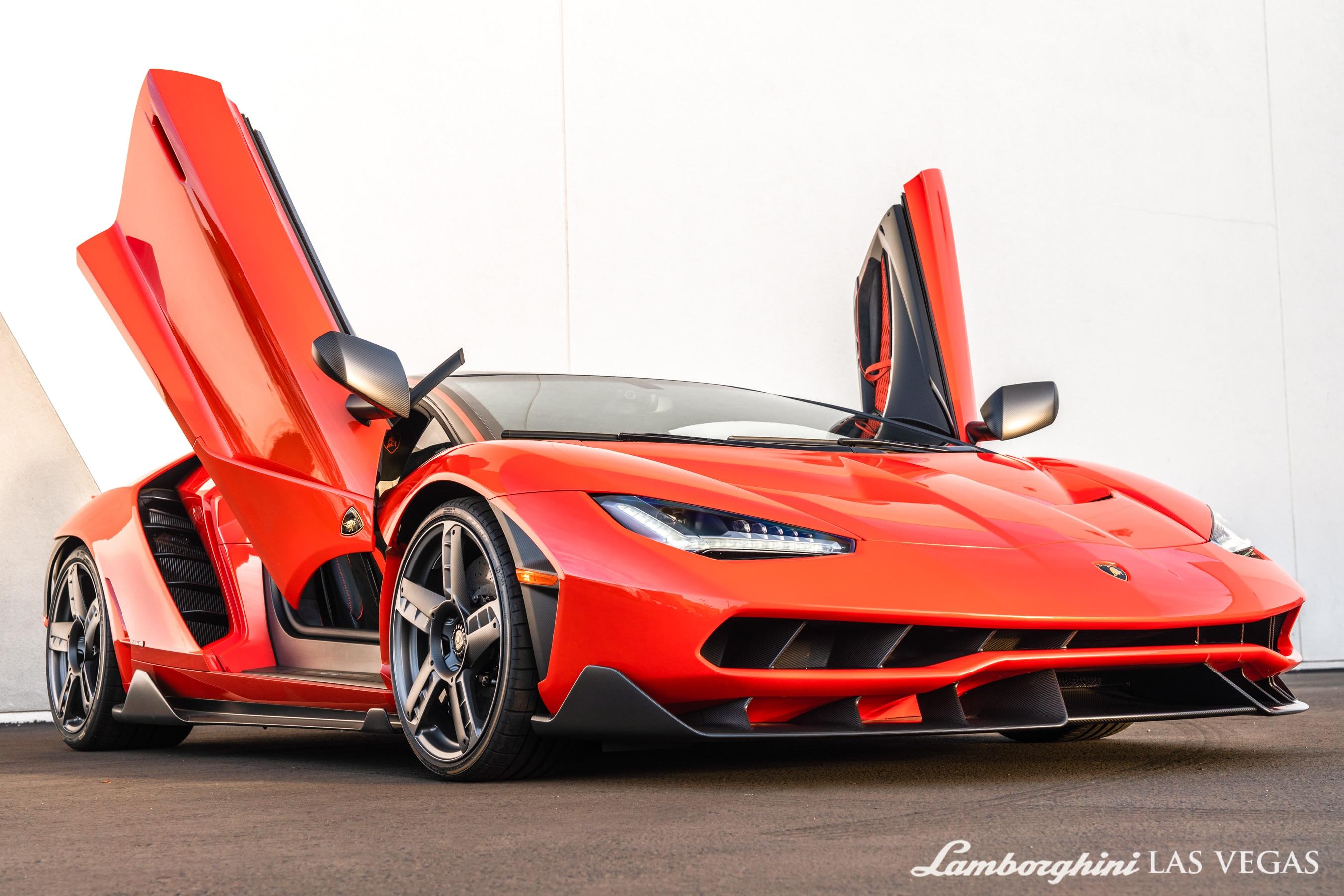 2017 Lamborghini Centenario LP770-4 Coupe