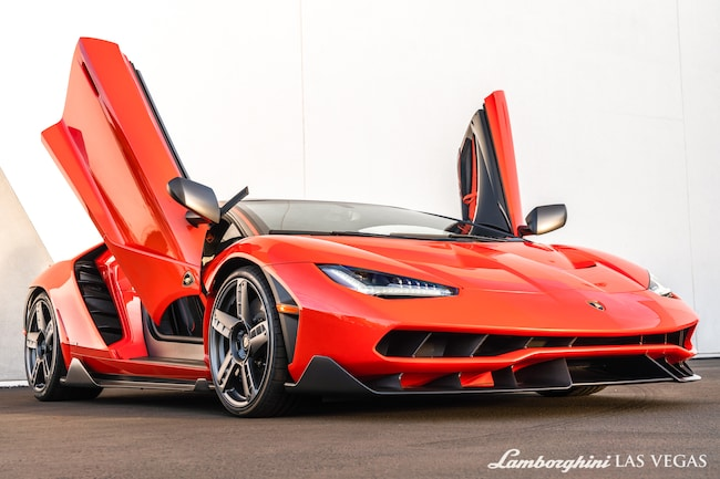 used 2017 lamborghini centenario lp770-4 for sale at lamborghini las