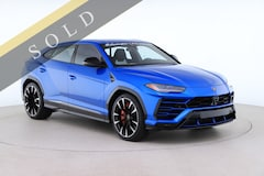 2020 Lamborghini Urus AWD with All-Wheel Steering SUV