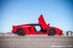 2015 Lamborghini Aventador LP700-4 Coupe