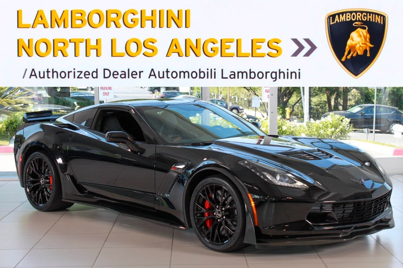Z06 For Sale >> Used 2015 Chevrolet Corvette Z06 For Sale At Lamborghini North Los
