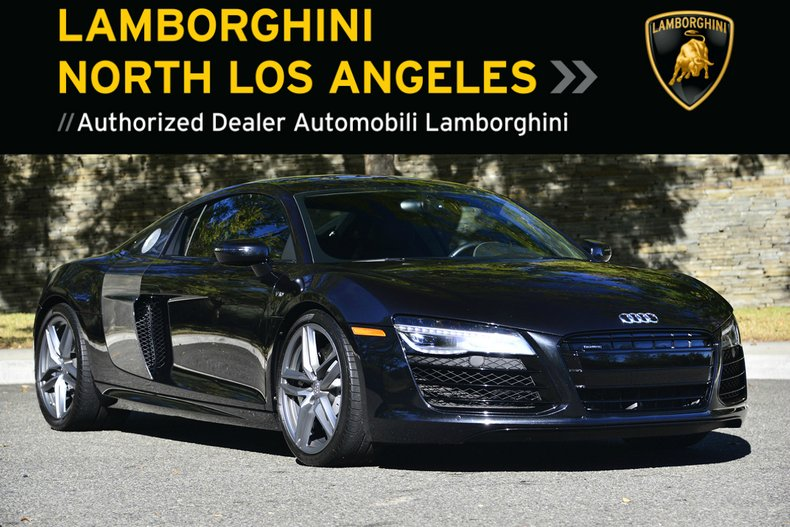 Used 2014 Audi R8 Coupe near Los Angeles, CA