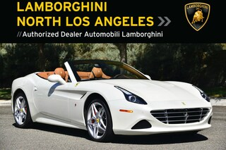 Used 2015 Ferrari California T convertible near Los Angeles, CA