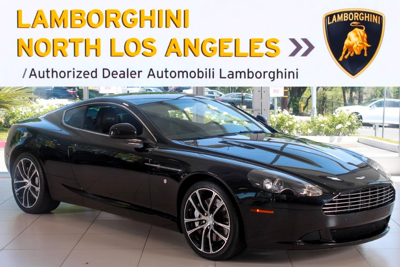 Used Aston Martin DB For Sale Calabasas CA - Db9 aston martin